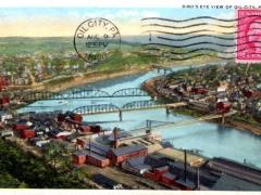 Oil City Bird's Eye View