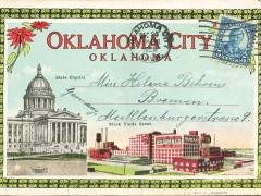 Oklahoma City Leporello
