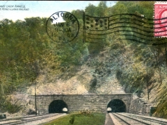 Pennsylvania Railroad Spruce Creek Tunnels