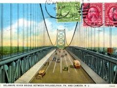 Philadelphia Delaware River Bridge