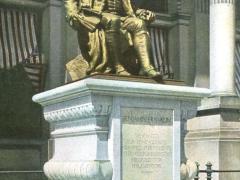 Philadelphia Franklin Statue