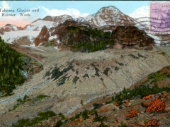 Tahoma Glacier and Mt Rainier