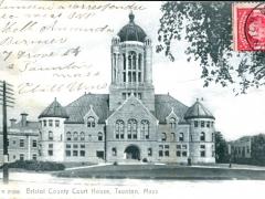 Taunton Bristol County Court House