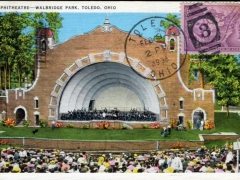 Toledo Amphitheatre Walbridge Park