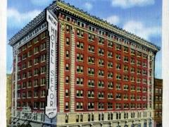 Toledo Hotel Secor