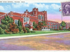 Toledo Libby High School