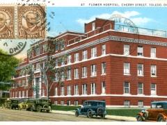 Toledo-Ohio-Flower-Hospital-Cherry-Street