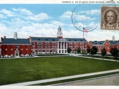 Toledo Thomas a de Vilbiss High School