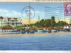 Toledo Yacht Club Bay View Park