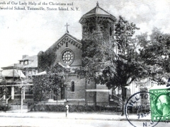 Tottenville Staten Island Church of Our Lady Help of the Christians