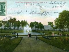Troy Fountain Prospect Park