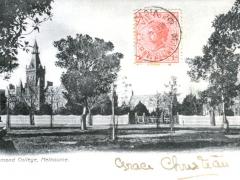 Melbourne Ormond College