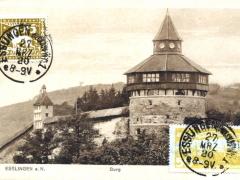 Esslingen a N Burg