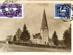Esslingen a N Kirche St Bernhard