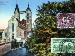 Esslingen a N Stadtkirche