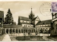 Bebenhausen ehemal Jagdschloß Klostergarten