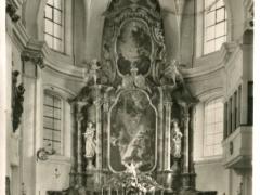 Donaueschingen Stadtkirche Inneres
