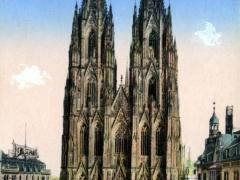 Köln Dom Westseite