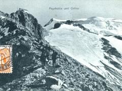 Payrhütte und Ortler