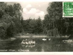 Villingen Kneippstadt im Stadtgarten