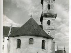 Villingen Schwarzwald Beneditktinerkirche