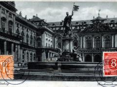 Würzburg Frankoniabrunnen