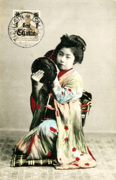 China Geisha-Karte 04