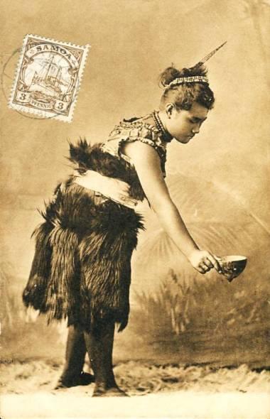Samoa Eingeborene3